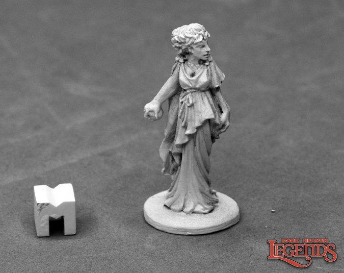 Persephone, Mythic Heroine