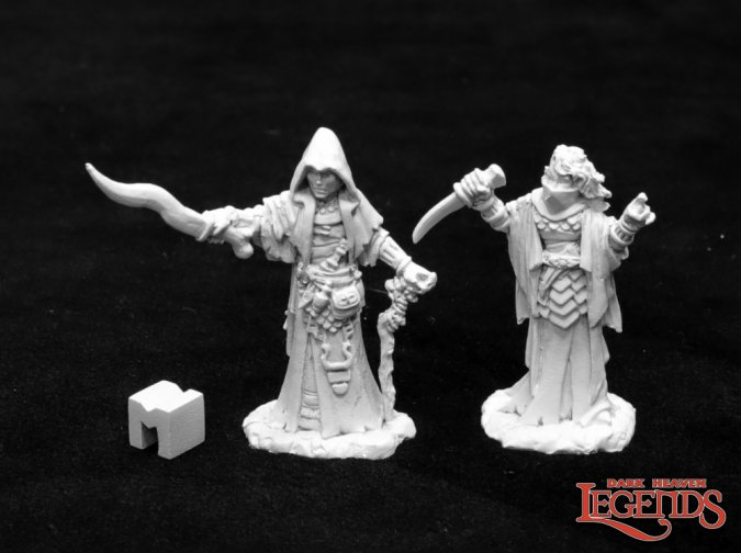 Cultist Leaders of the Crawling One