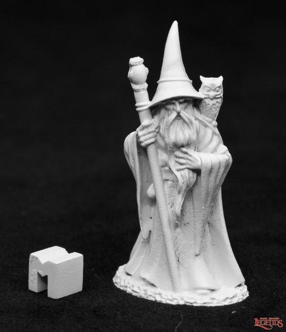 Anuminar Winterbeard, Wizard