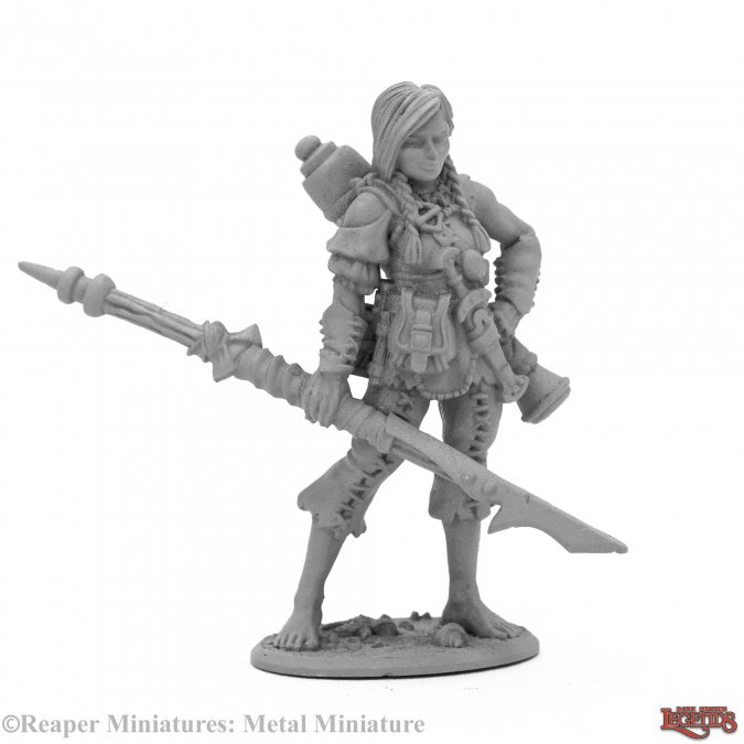 ReaperCon Iconic: River Widows Gunner