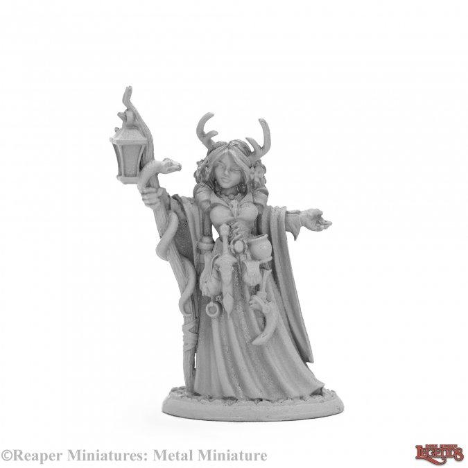 ReaperCon Iconic: Kamaria Eshe, Bonehenge Priestess