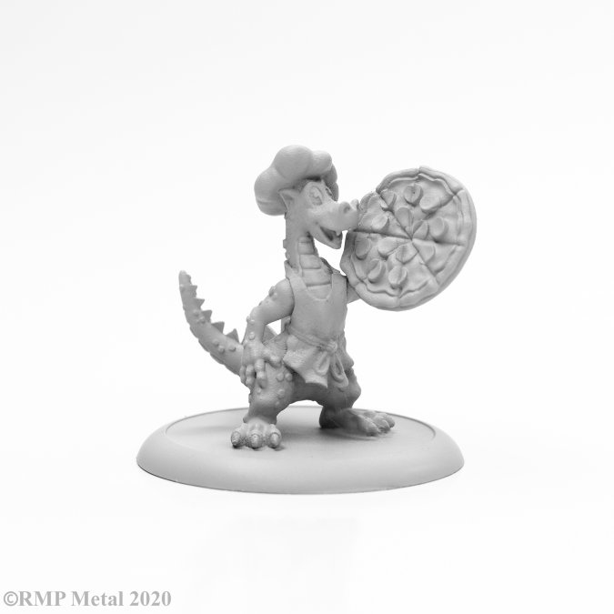 Petey, Pizza Dungeon Dragon