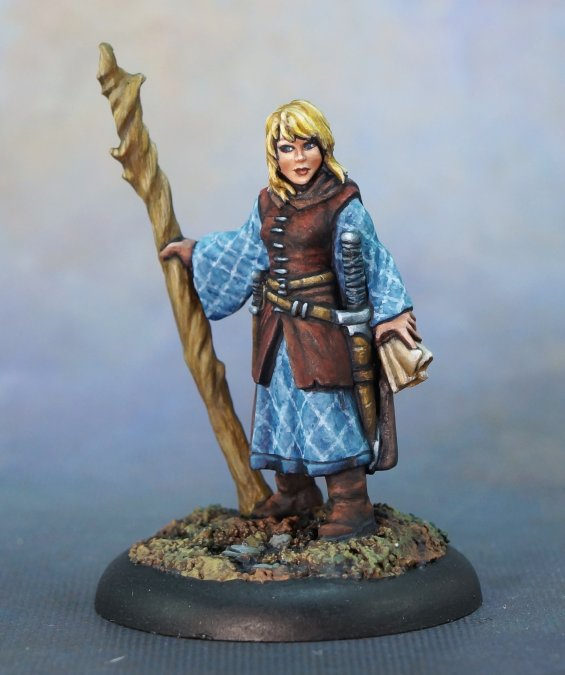 Asandris Nightbloom, Female Druid