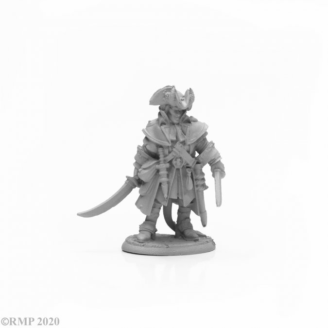 ReaperCon 2020 Wicked Hand - Vax Kreel, Hellborn Pirate