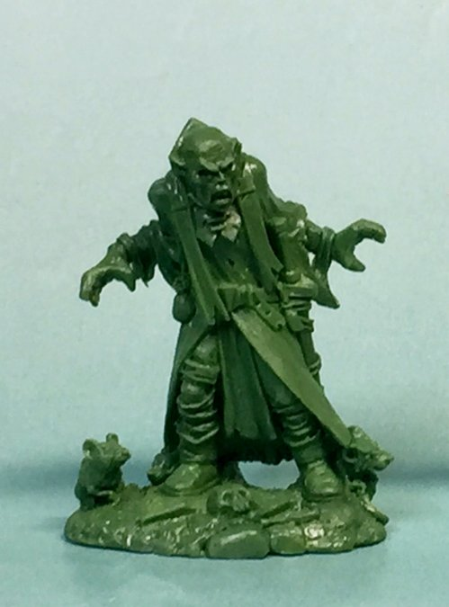 Anselmo, Nosferatu Vampire