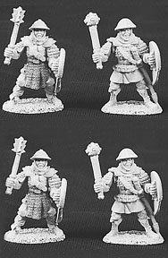 Men At Arms Of Breonne (4)