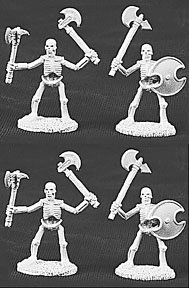 Skeletons with Axes (4)