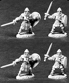 Anhurian Swordsmen (4)
