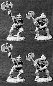 Orcs w/2 H  Weapons