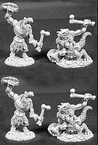 Lizardman Warriors