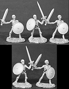 Skeletons Swords