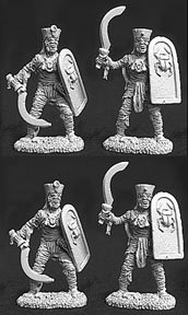 Mummy Tomb Guardians