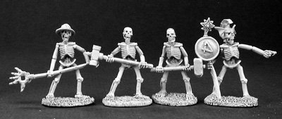 Skeleton Engineer Crew