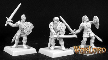 Ivy Crown Skirmishers (9) Crusaders Grunts