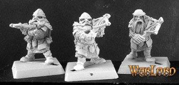 Dwarf Piercers(9), Dwarf Adept