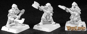 Dwarf Swiftaxes(9), Dwarf Grunt