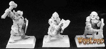 Dwarf Warriors(9), Dwarf Grunt