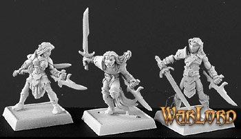 Deathseekers (9), Elven Adept