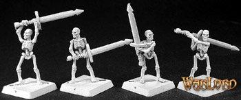 Skeletal Swordsmen (9), Necropolis Grunt