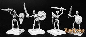 Skeletal Warrior (9), Necropolis Grunt