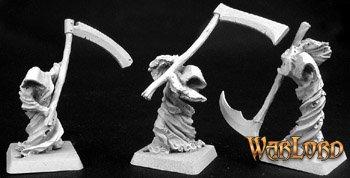 Wraith Harvesters(9) Necropolis Adept