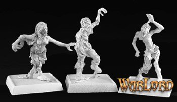 Zombies (9), Necropolis Adept