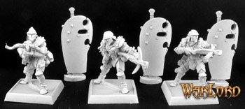 Crossbowmen(9) Overlords Adept