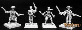 Skeletal Crewman (9), Razig Grunt