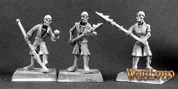 Harpooners (9), Razig Grunt
