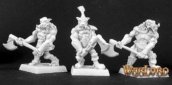 Orc Bersekers (7), Reven Adept