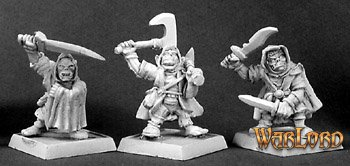 Goblin Rangers(9) Reven Adept