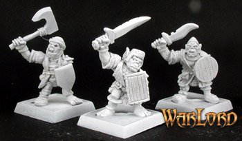 Goblin Warriors(9) Reven Grunt