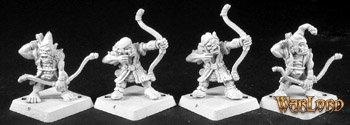 Goblin Skeeters (9), Reven Adept