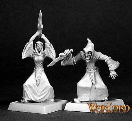 Darkthrall Cultists (9)