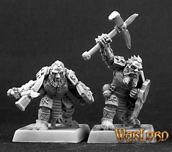 Mercenary Dark Dwarves (9)