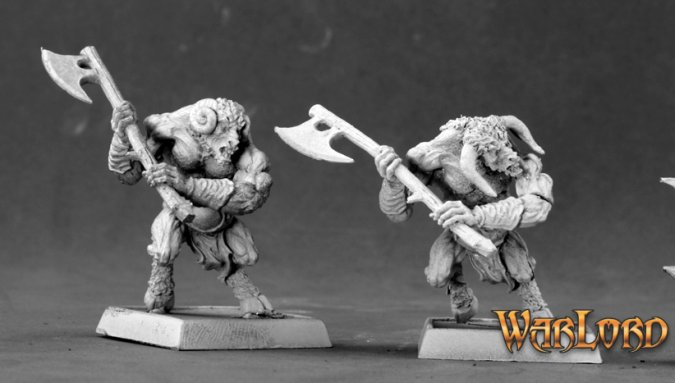 Satyr Warriors (9)