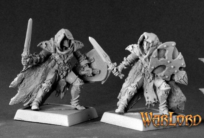 Overlord Shadow Legionnaires (8)