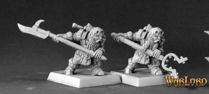 Dwarf Mancatchers (9)