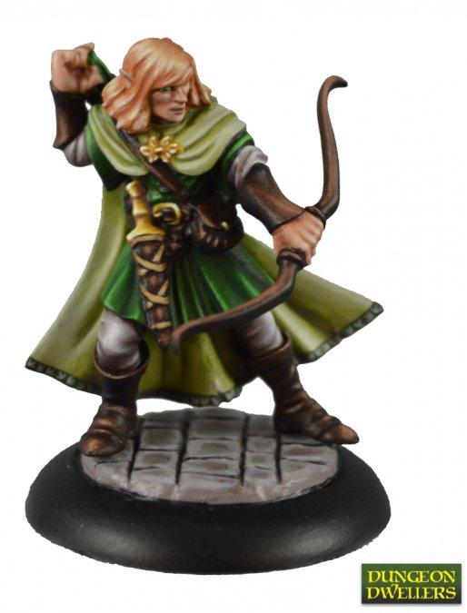 Lanaerel Grayleaf, Elf Ranger