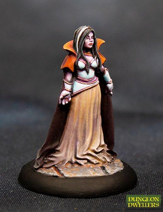 Adrasteia Winterthorn, Vampiress