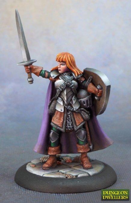 Dungeon Dwellers: Caerindra Thistlemoor