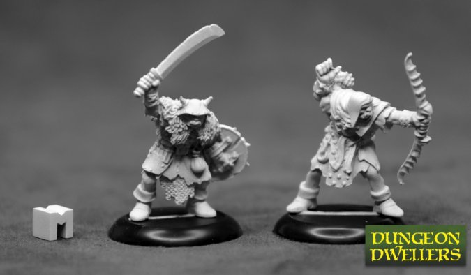 Dungeon Dwellers: Orc Raiders (2)