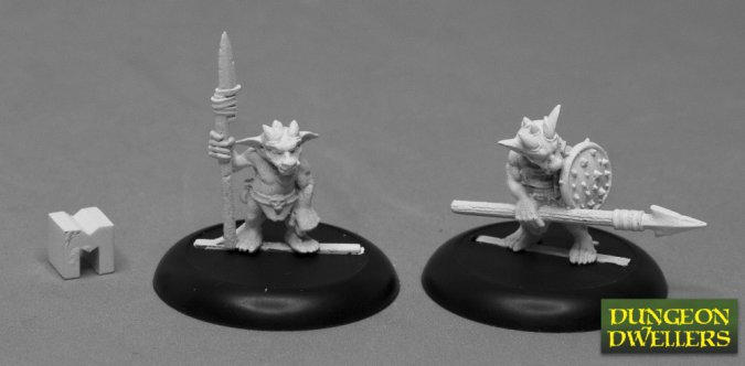 Kobold Spearmen (2)