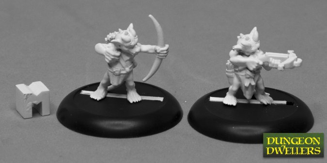Kobold Archers (2)