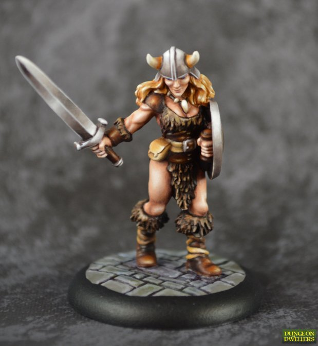 Jana Frostwind, Barbarian