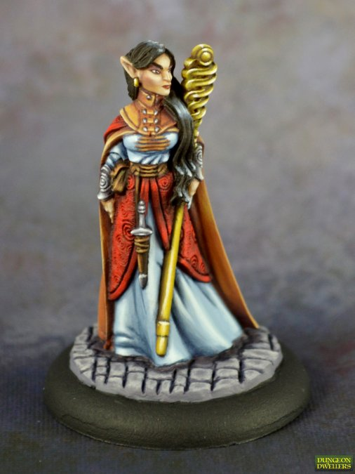 Anthanelle, Female Elf Wizard
