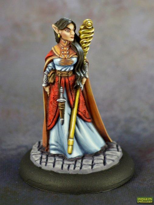 Anthanelle, Female Elf Wizard