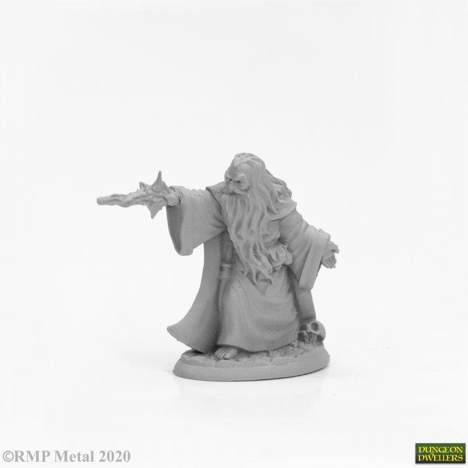 Erebus Nalas, Evil Sorcerer