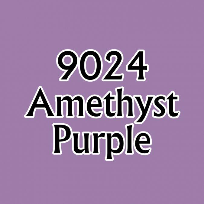 Amethyst Purple