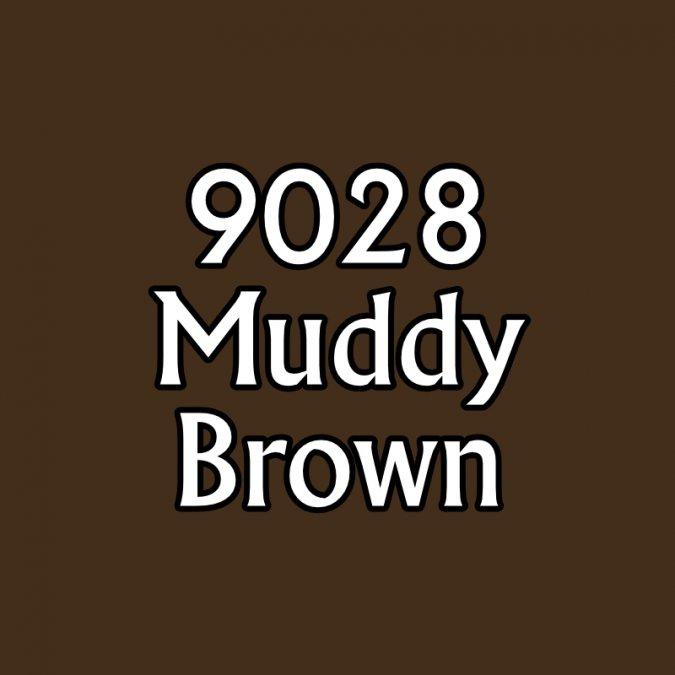 Muddy Brown